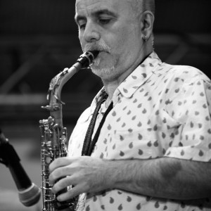 Dominic Lash Quartet