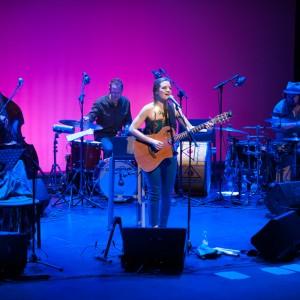 Thaïs Morell presenta su nuevo disco 'Amaralina' en Espai Rambleta