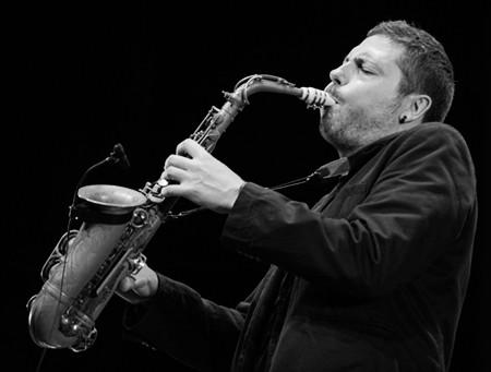 Ernesto Aurignac quinteto en JazzEñe 2016