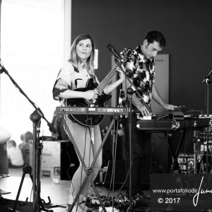 Mireia Vilar at Jazz & Cookin' festival 2017 005