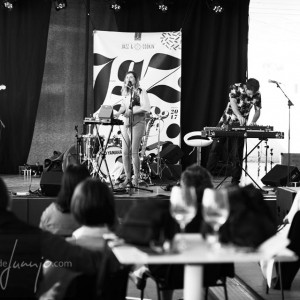 Mireia Vilar at Jazz & Cookin' festival 2017 011