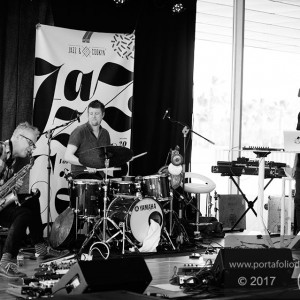 The Geordie Approach at Jazz&Cookin' fest 2017 001