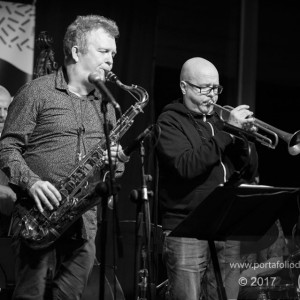Atomic at Jazz & Cookin' 2017