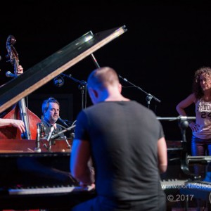 Beady Bell at Jazz & Cookin' festival 2017